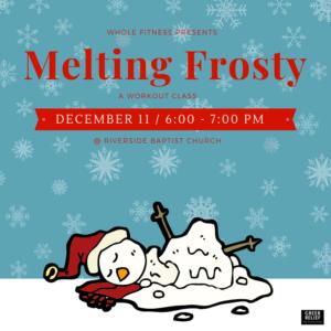 RENEW Melting Frosty @ Riverside Baptist Church