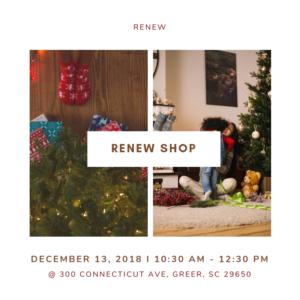 RENEW Shop