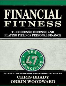 Advertisement for Financial Fitness