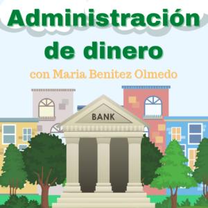 Advertisement for Administración de dinero