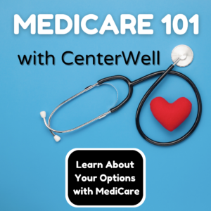 Advertisement for Medicare 101