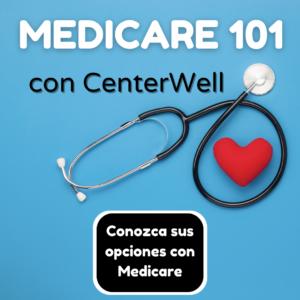 Advertisement for Medicare 101 en español